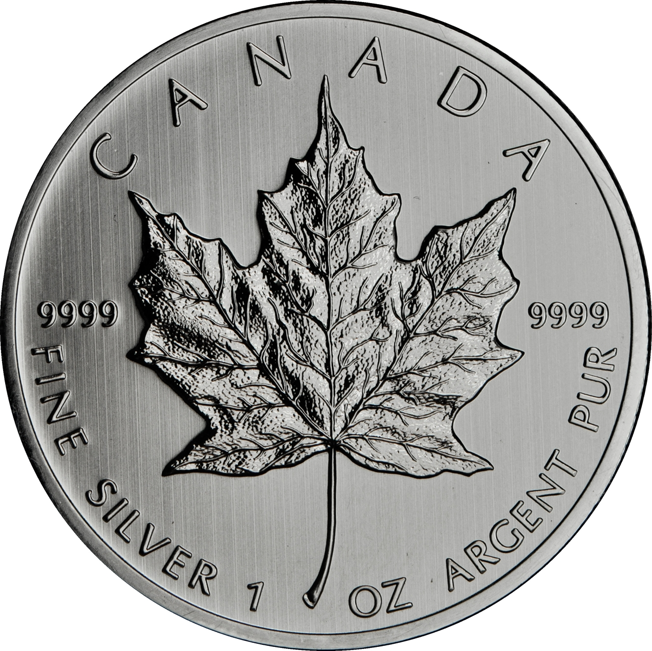 2013 Silver Maple Leaf Bullion Coin A Staple Canadian Coin