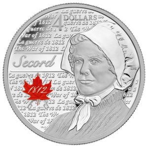 Heroes of 1812 - Laura Secord
