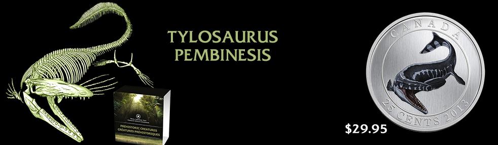 Tylossaurus Pembinesis